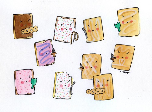 Pop-tart Faceoff!