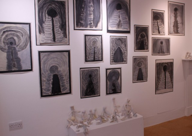 Berry Pomeroy school celebrates it's creativity with an exhibition at Birdwood house in Totnes. 10-5 until Sat 3rd March 2012.