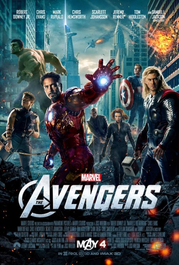 el cutre poster de avengers