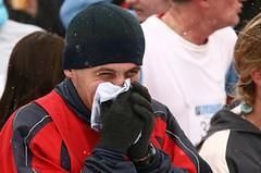 """Jsem """"jen"""" nachlazený. Běhat či neběhat?"""