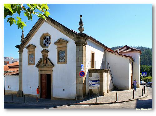 Igreja Paroquial da Vila de Arganil by VRfoto