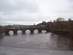THE RIVER NITH - DUMFRIES