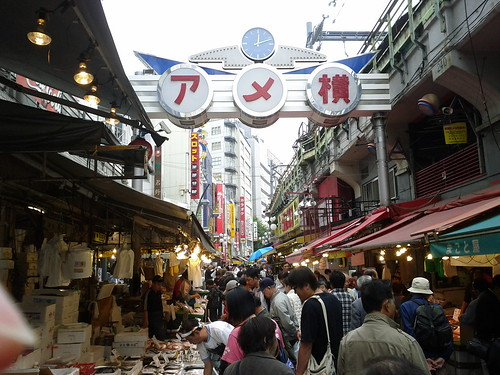 Japan Trip 2011 - The last days - Ameyoko, Akiba again and then home.