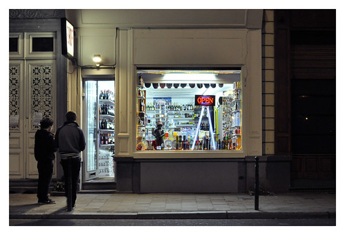 BRUSSELS NIGHT SHOP