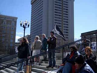 Occupy Nashville 3 March GA
