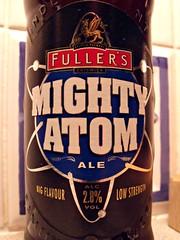 Fuller's, Mighty Atom, England