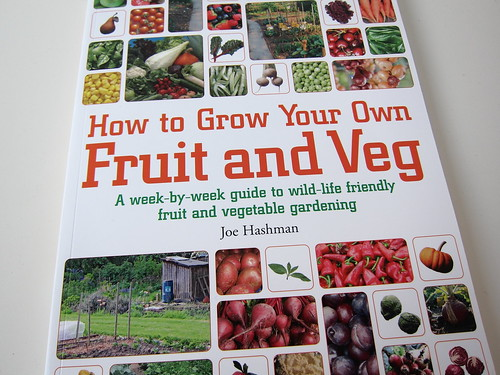 Gardening book giveaway