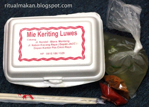 mie keriting luwes