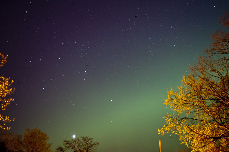 Michigan Aurora 4/23