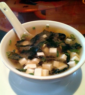 hearty miso soup <3 love. best dinner :)