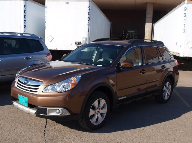 2012 Subaru Outback 3.6R 3