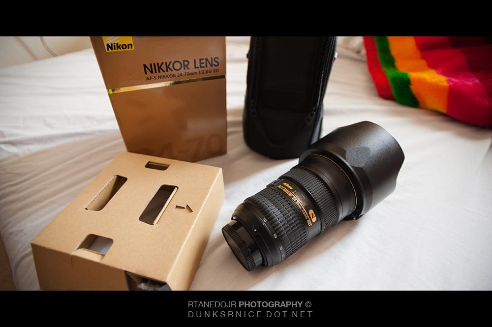 Nikon 24-70mm.