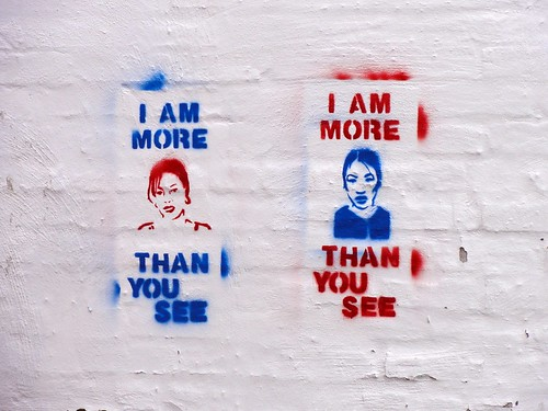 """I am more than you see"""