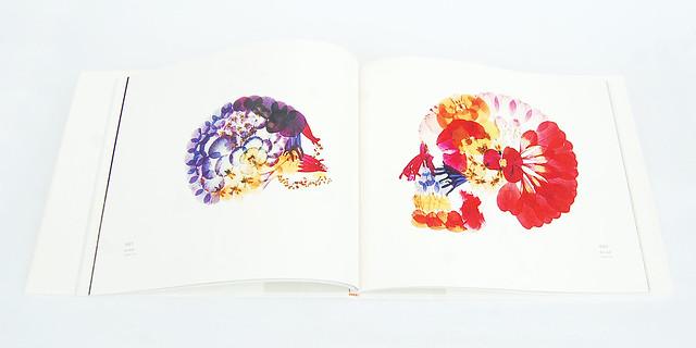 押し花アート作品集 『flora』 の書籍化プロジェクト_14