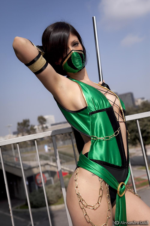 Sexy Cosplay: Chicas del Mortal Kombat