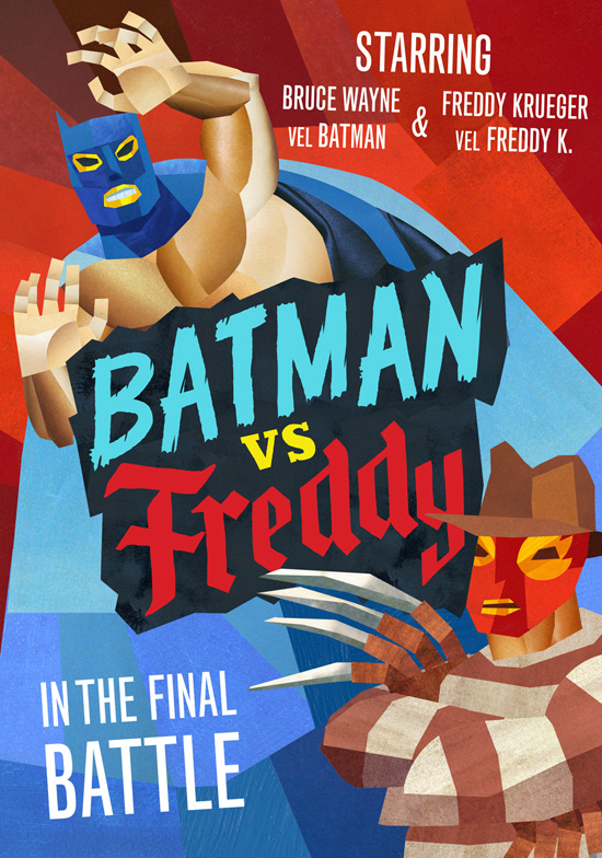 KyleReed_BatmanVSFreddy