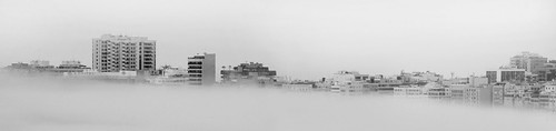 daily rio-Fog over Copacabana