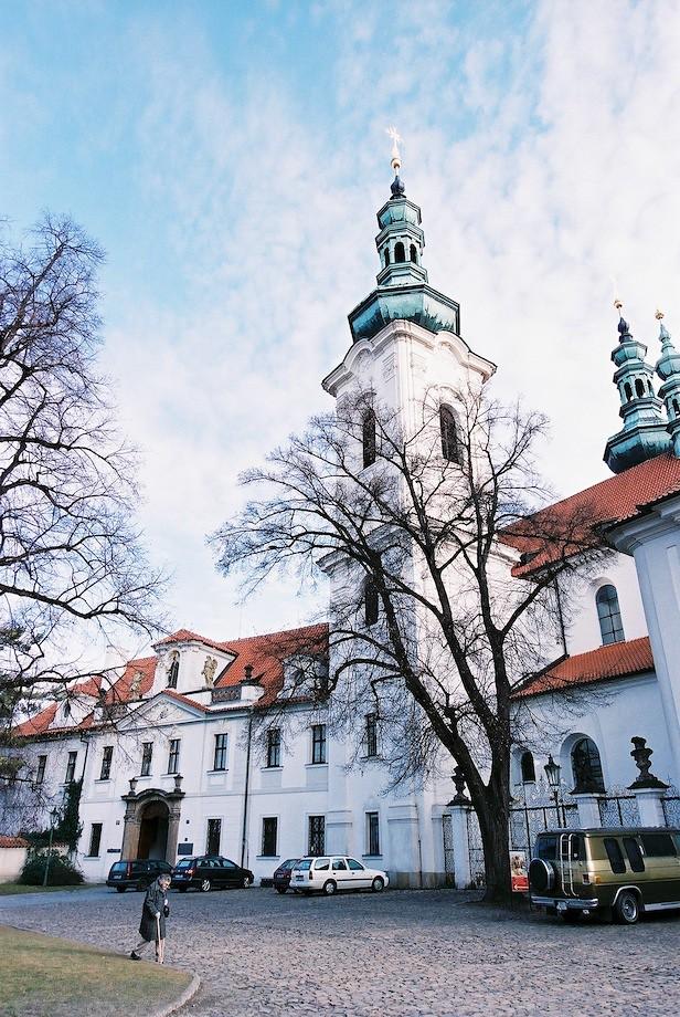 史特拉郝夫修道院