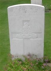 R L Johnson grave