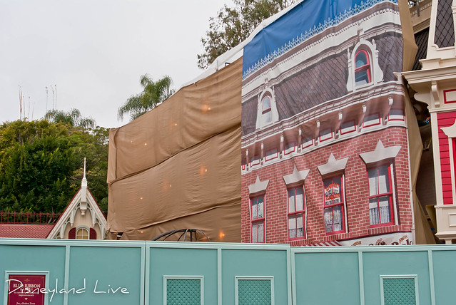 Blue Ribbon Bakery / Carnation Cafe Refurbishment