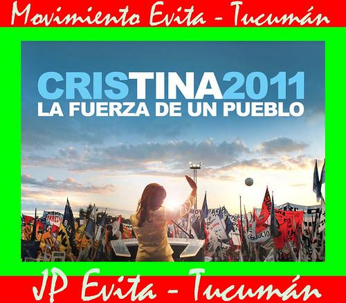 Afiche Cristina 2011