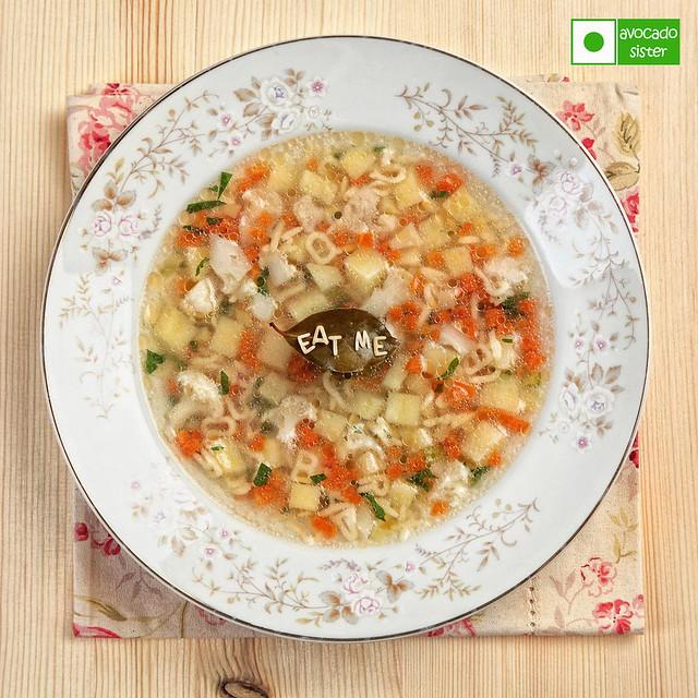 Saying Soup