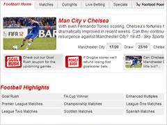 Ladbrokes Football In-Play