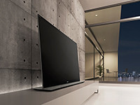 Bravia HX855 series is Sony's flagship LED LCD HDTV.
