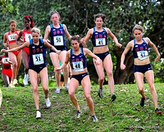 Team USA Women Pack it up at NACAC Cross Country
