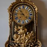 Palais Menshikov - Horloge
