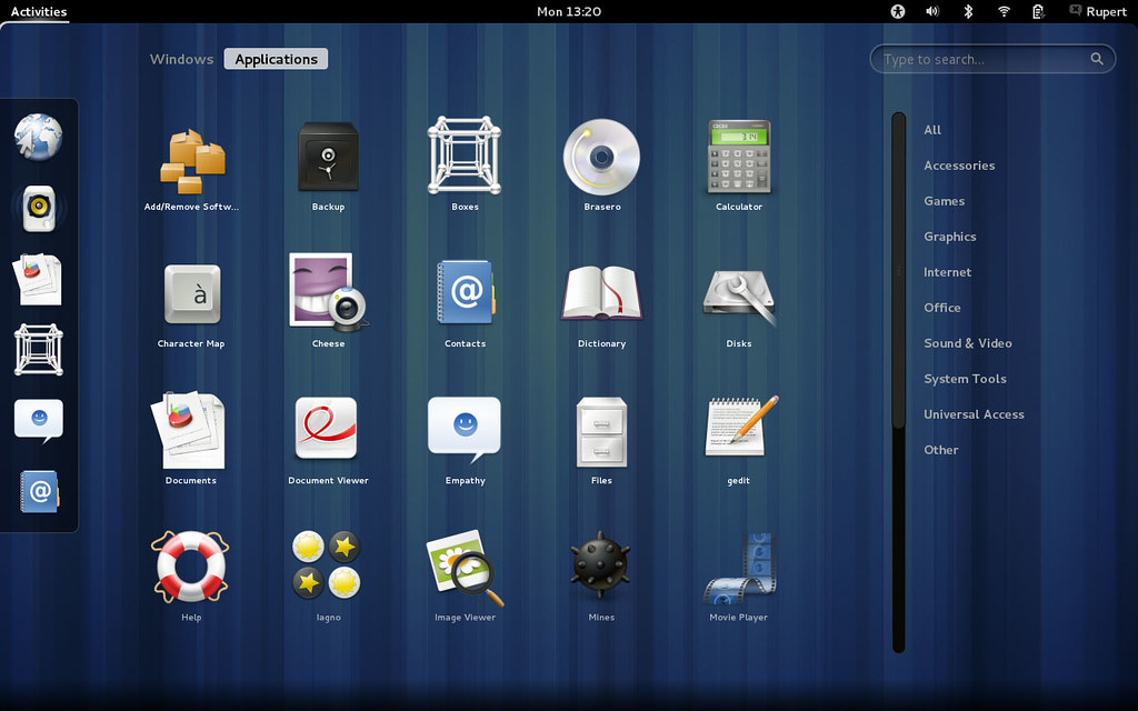 Gnome 4: Install Gnome 3.4 On Ubuntu/Linux Mint (New Release