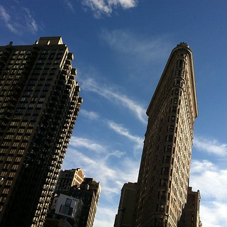 Flatiron Building, Madison Square