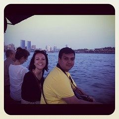 20p boat ride! #boats #creek #dubai