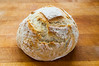No need to knead Artisan Boule by PM Breakfast
