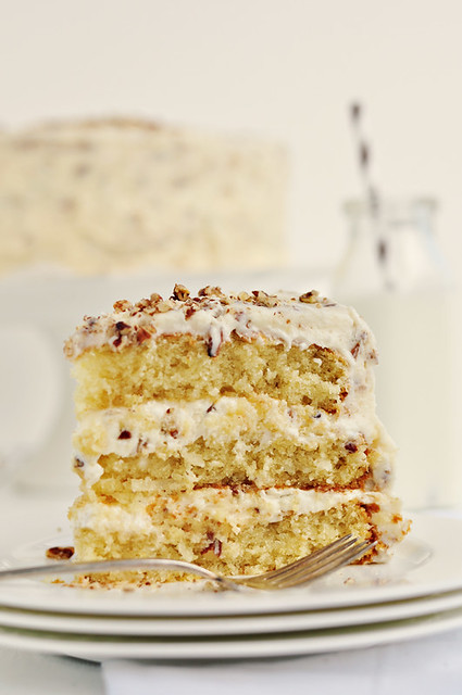 Incredibly Delicious Italian Cream Cake Recipe — Dishmaps
