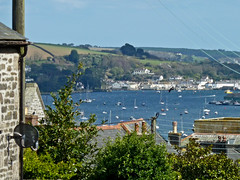 Flushing, from The Terrace, Penryn by Tim Green aka atoach