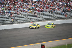 Rockingham Speedway - Camping World Truck Series - April 15th 2012