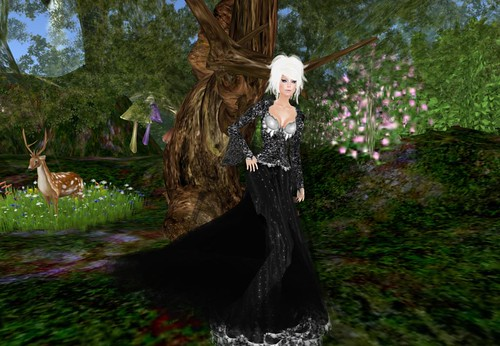 TWA Diva Gown Set-Group Gift by Cherokeeh Asteria