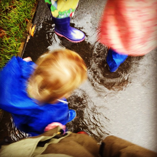 Puddles #play #owlets