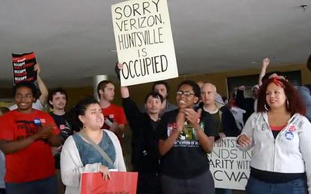 Occupied Huntsville
