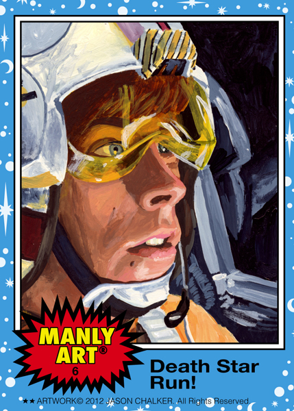 May the Fourth Be With You Card #6