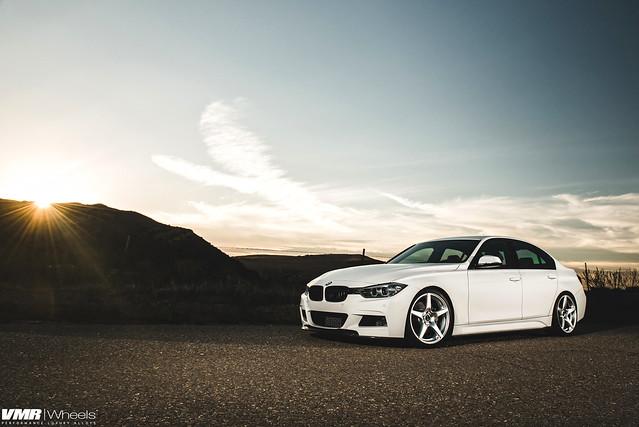 """V705 19"""" - BMW F30 335i"""