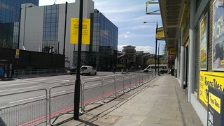 The Highway - London Marathon preparation