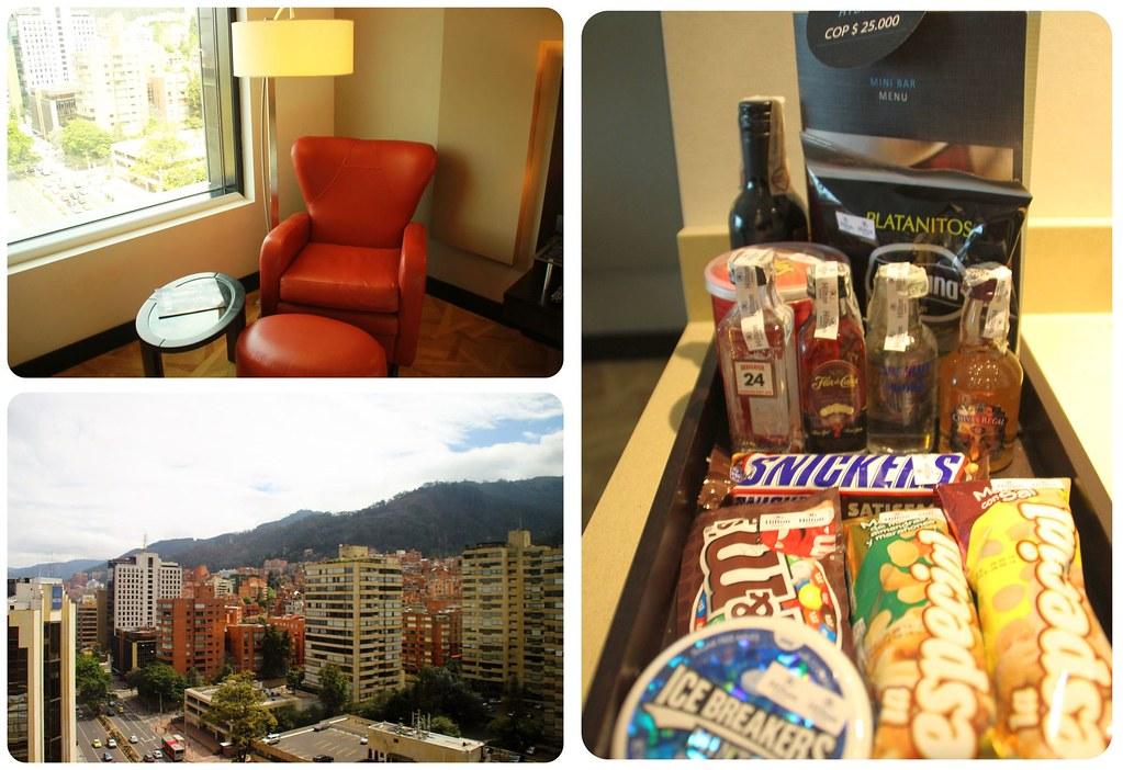 Hilton Hotel Bogota Room