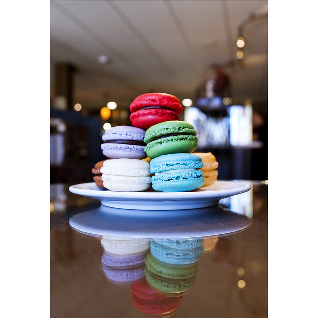 Macaroons, Finesse Pastries, Manchester NH