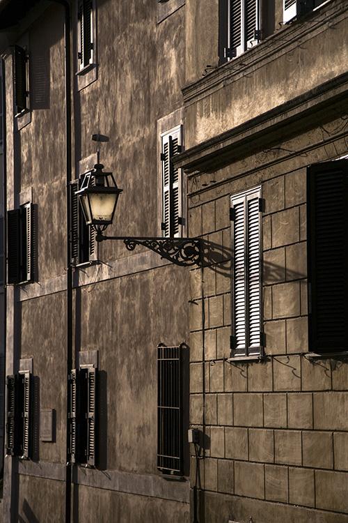 Rome- Lamp