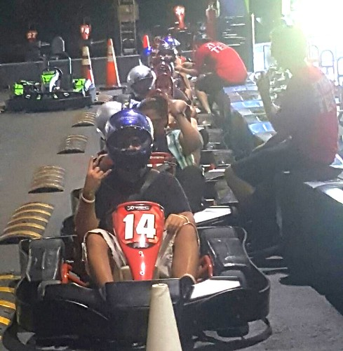 Drug rehab takes on extreme kart racing thumbnail