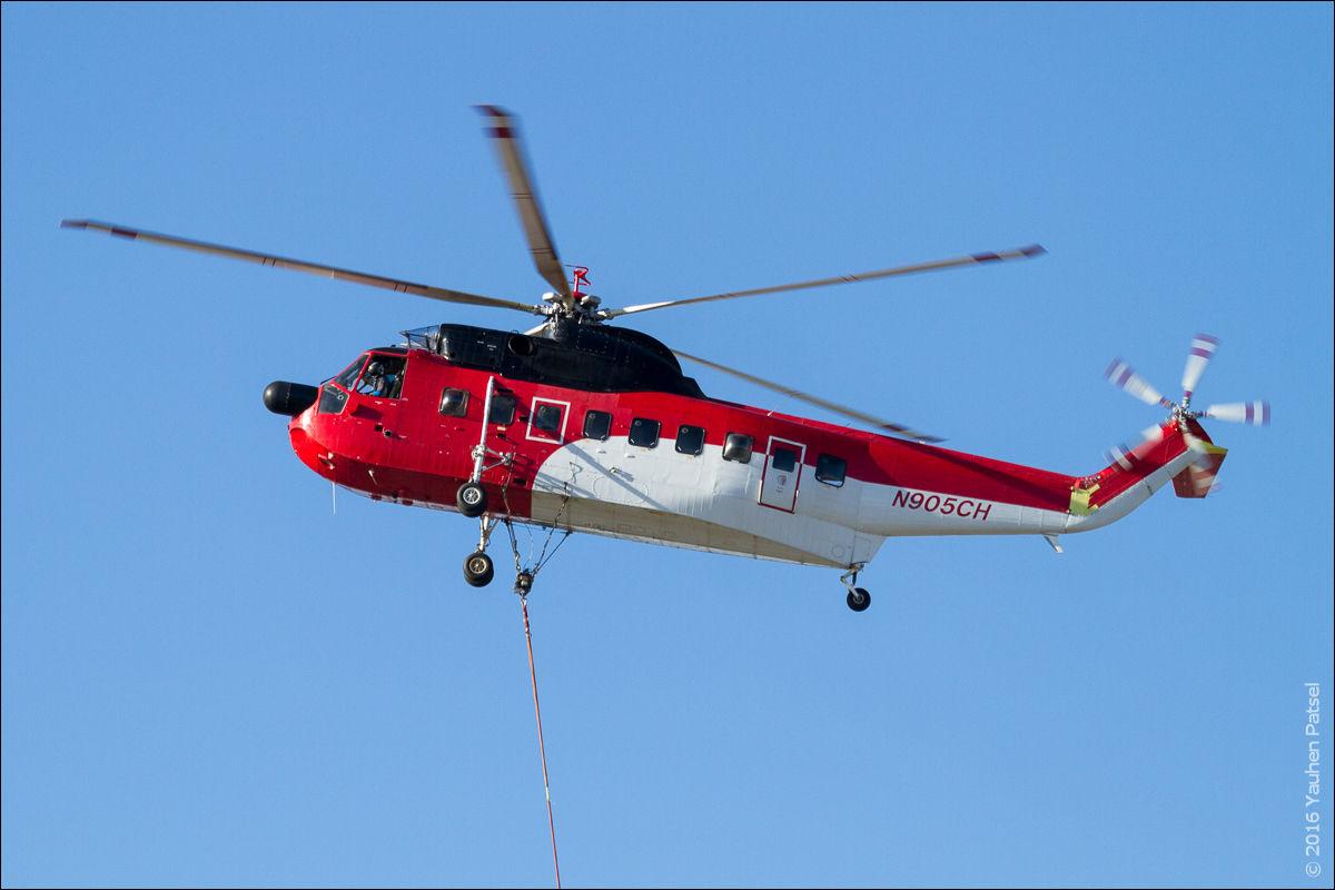 Sikorsky S-61N (N905CH)