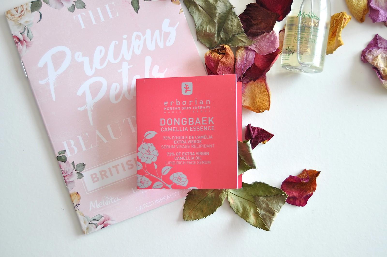 BritBeautyBlogger Precious Petals Box 10