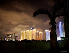 Jakarta by Night by realvisionpk